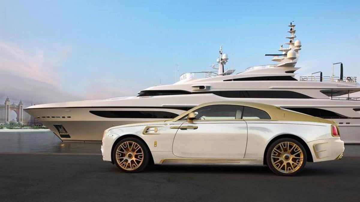 富翁的選擇困難症?關於那些豪車上的天價客製化選配