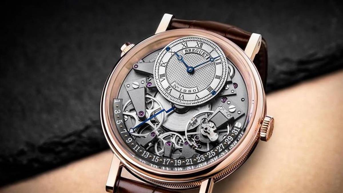 週而復始的吸引力!寶璣發表全新Tradition 7597逆跳日期指示腕錶
