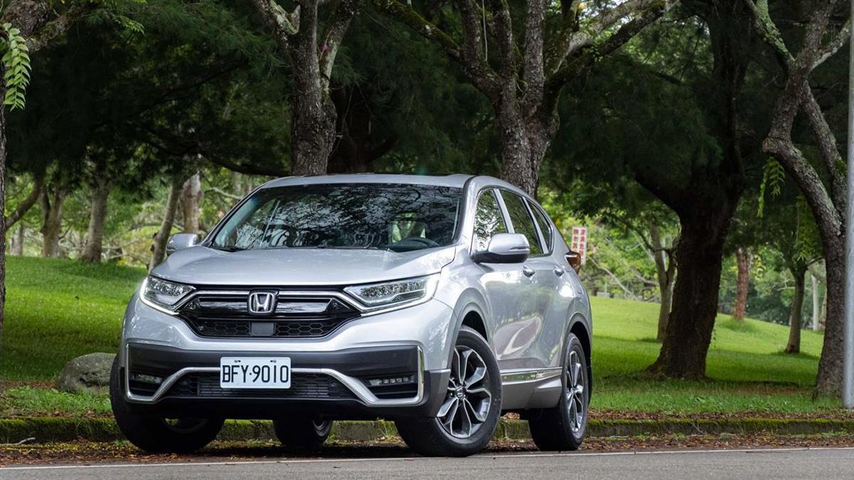 小改款 Honda CR-V 將上市!改得不多 戰力依舊