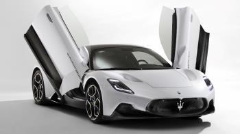 2.9 秒時速破百!Maserati 全新超跑 MC20 內外細節看這裡
