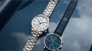 IWC葡萄牙系列計時碼錶提供全新鏈帶配置