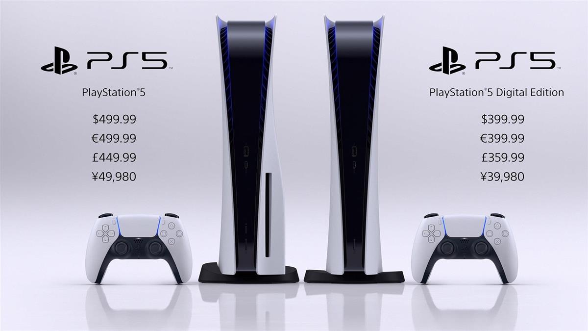 PlayStation5於11月台開賣!PS5 遊戲陣容同步公開