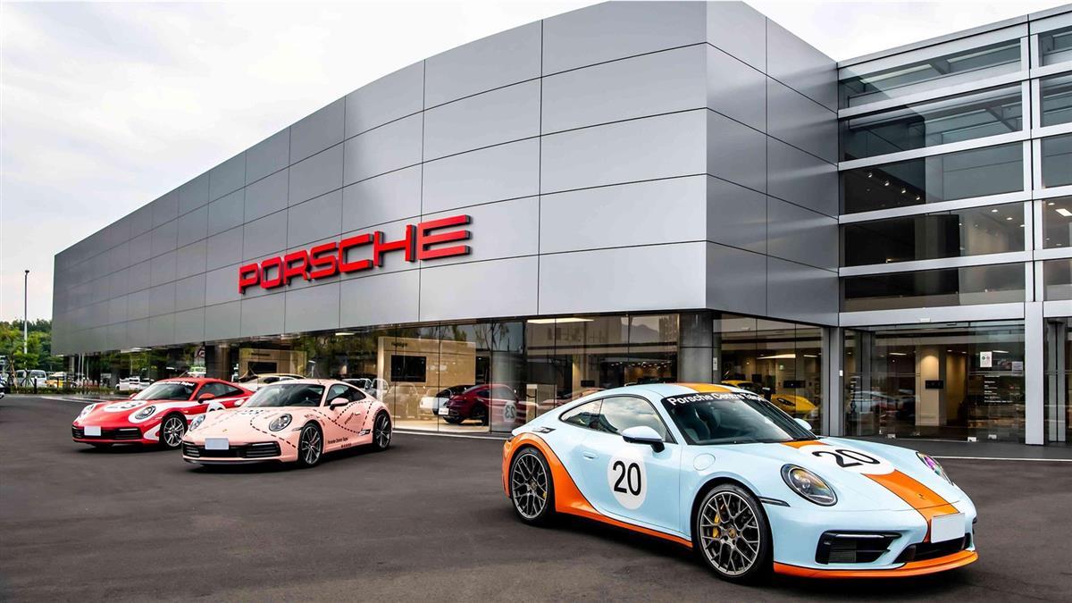 台北保時捷中心開幕! 擁首座「Destination Porsche」概念展間