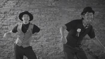 小鬼開心跳舞超帥!陳漢典公開《地球上最浪漫的一支舞》逼哭網