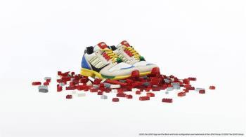 樂高迷有福了 adidas Originals x LEGO讓你腳下也威風