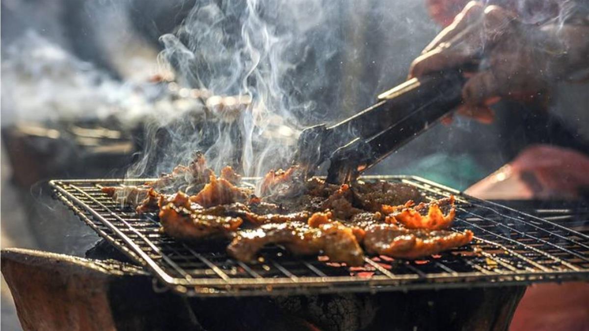 中秋烤肉沒熟別下肚! 小心狂拉連續假期報銷