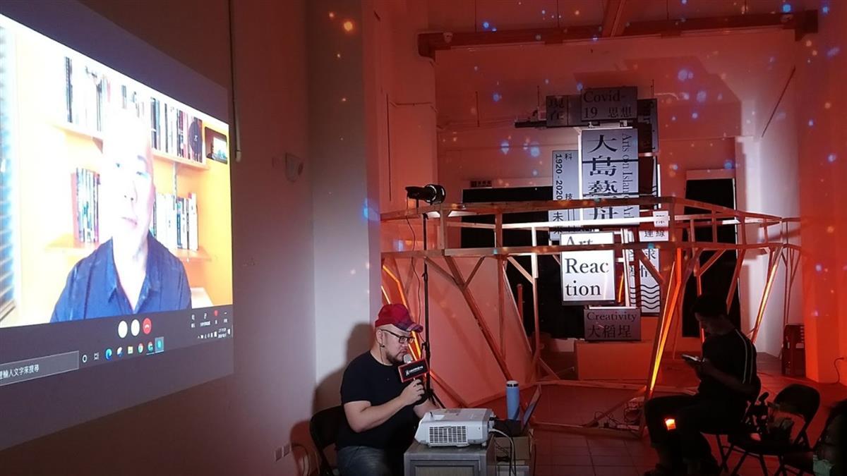 葉天倫「試片室」訪《我的靈魂是愛做的》導演陳敏郎交流台北紐約兩地視角