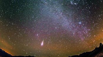 肉眼可見每小時20顆 獵戶座流星雨今晚登場