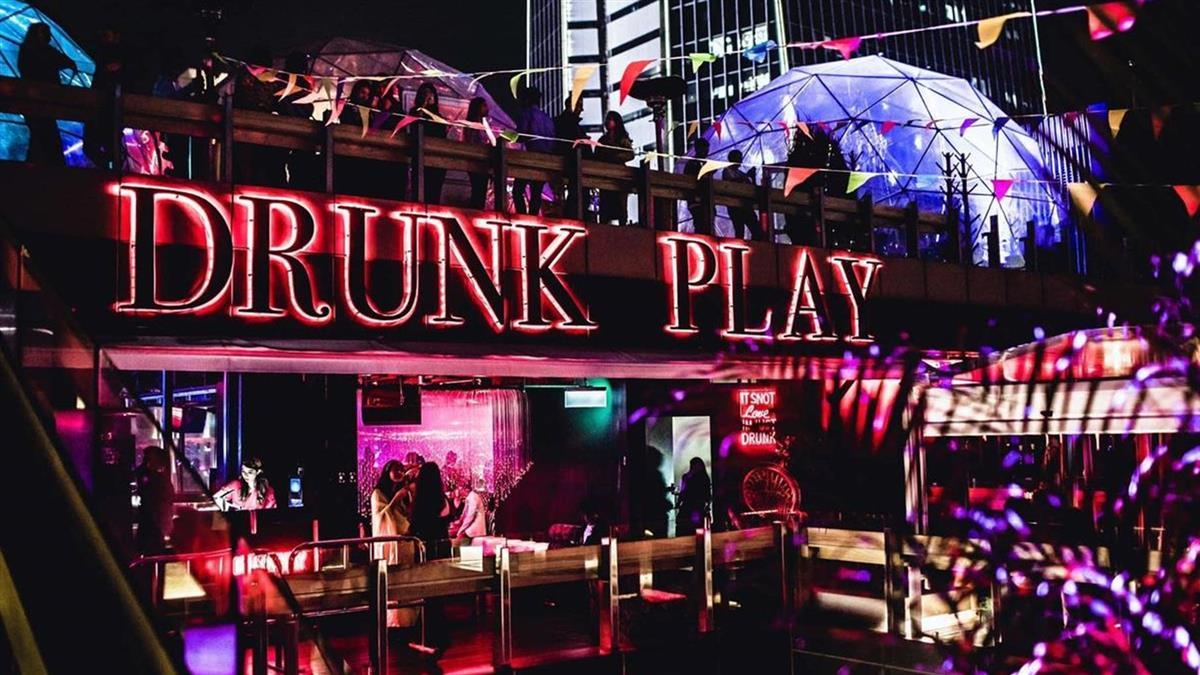 開幕不到一年 信義區高空酒吧Drunk Play宣布撤資