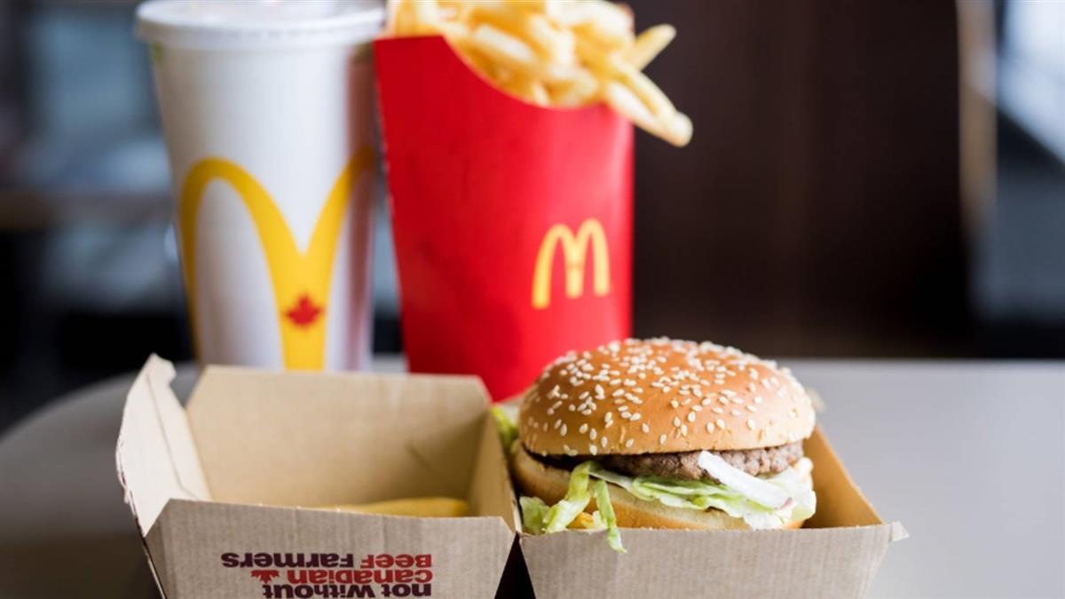 點漢堡不要麵包生菜和肉排 麥當勞店員0失誤完成訂單