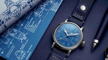 航空領域的全新藍圖!ZENITH推出Pilot TYPE 20 Blueprint腕錶