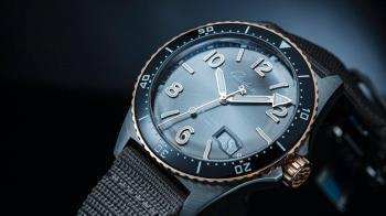 獨具一格的德系潛水錶!格拉蘇蒂原創SeaQ Panorama Date