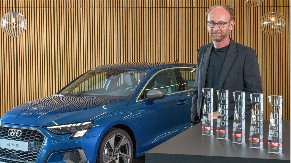 2020 Autonis 設計大獎,Audi 奪下五大殊榮
