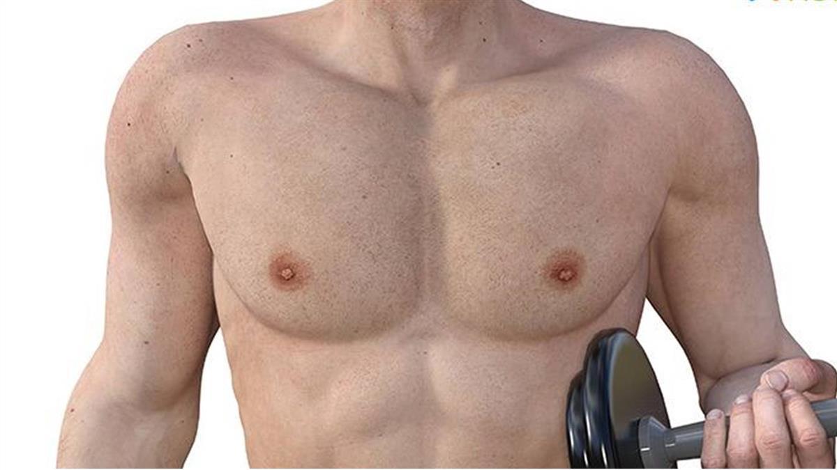 乳癌發生不只女性 男子發現胸部硬塊竟確診惡性腫瘤