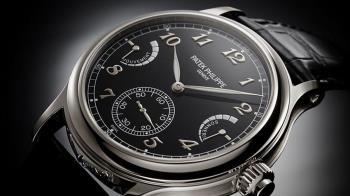 最平凡的複雜!百達翡麗發表Ref. 6301P大自鳴腕錶