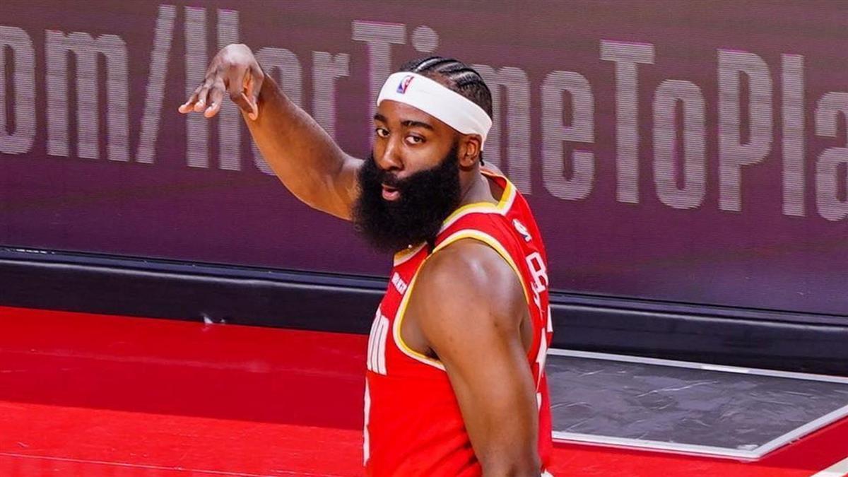 堅決去籃網!哈登拒火箭14.2億年薪 想和杜蘭特一起拚冠軍