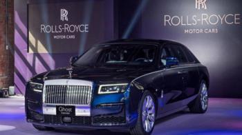 新塑魅影!Rolls-Royce Ghost