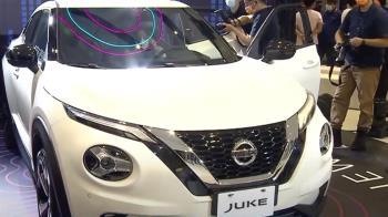 全新Nissan Juke大改款!換1.0L Turbo引擎 突顯低稅金優勢