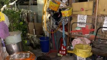 1F住戶放垃圾桶「歡迎大家丟」 鄰居聞惡臭崩潰:家變垃圾坑