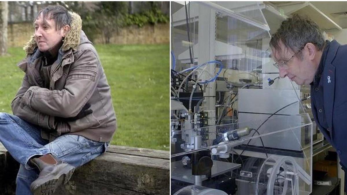 56歲男罹癌「斷根求生」陷憂鬱 環遊世界重建小兄弟