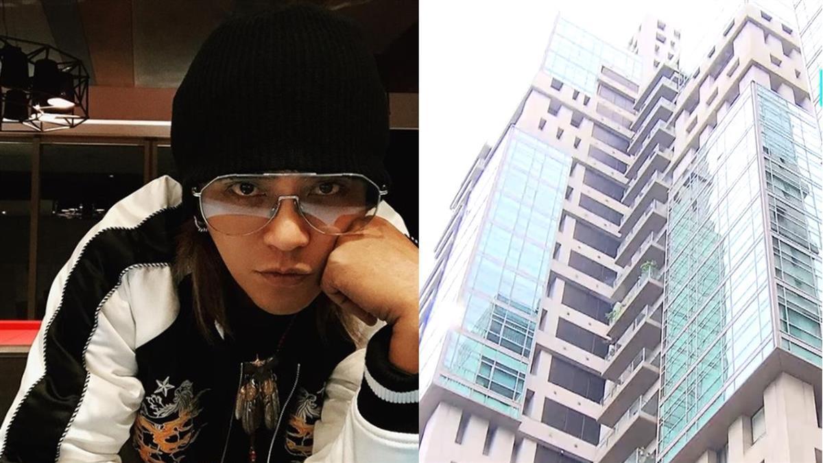 羅志祥2.7億豪宅偷違建 「純白泳池」曝光限30天內拆除