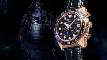 披上武士藍的東京獅!GS推出60周年紀念限定錶款