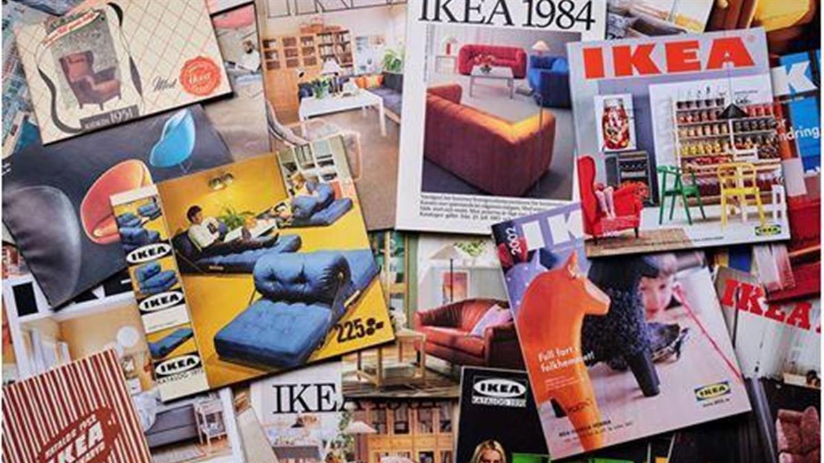 70年歷史IKEA紙本型錄要掰了 輝煌時期曾發行2億本