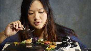 沒經驗就闖好萊塢 她圓夢成為食物造型師