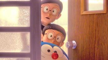 大雄乘時光機找「奶奶的回憶」 哆啦A夢春節感動上映