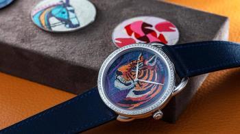 看時間以外的價值!腕間微型藝術品般的面盤工藝