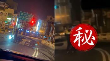 千萬麥拉倫台南慘自撞 23歲車主身分曝光