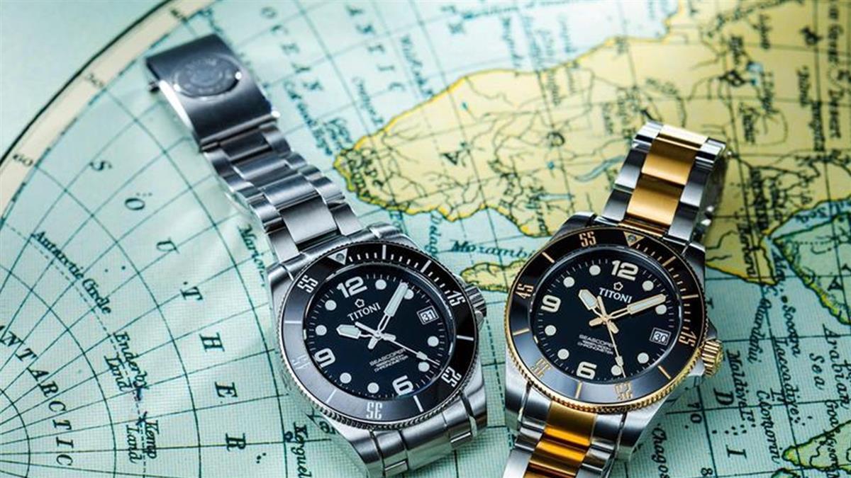 後發先至!TITONI Seascoper 600何以成為入門最強潛水錶?