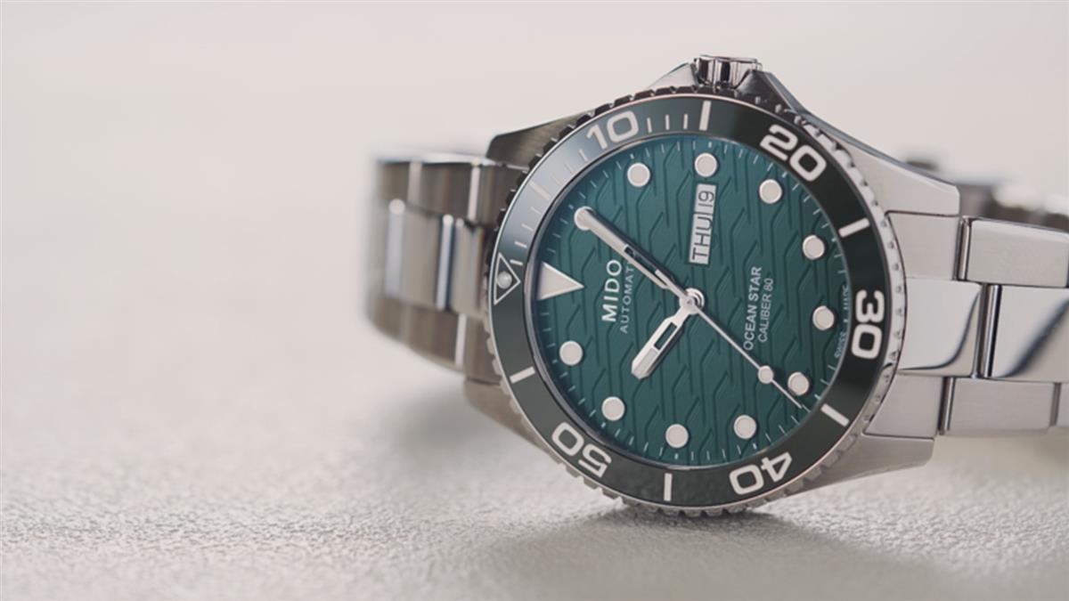 陶瓷圈Get ! MIDO美度發表Ocean Star 200C陶瓷錶圈潛水錶