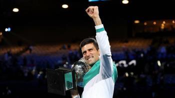 喬科維奇澳網9度封王 大滿貫18冠到手