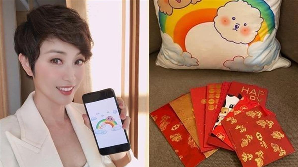 54歲女星未嫁嘆今年「紅包少」 創最低紀錄僅9封