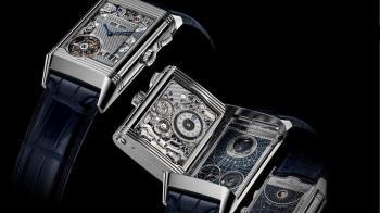 史上第一款四面腕錶 積家發表Reverso Calibre 185 Quadriptyque手錶